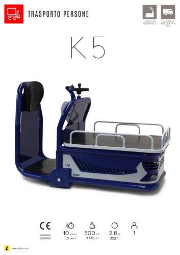 K5 commissionatore elettrico
