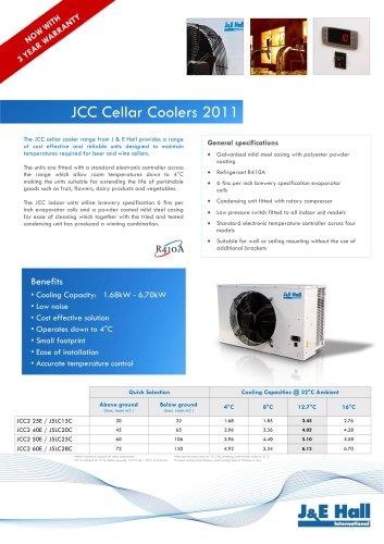 JCC Cellar Coolers 2011