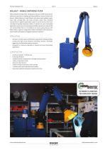 Rollout Filter Unit 1000 m3/h
