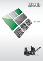 RUF Briquetting Press for Metal Brochure en