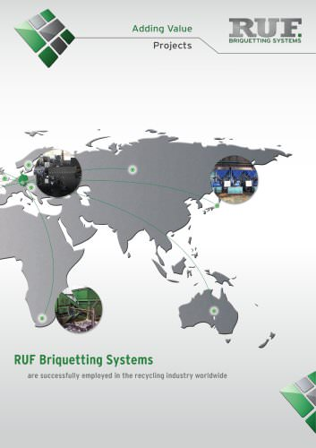 RUF Recycling Projects