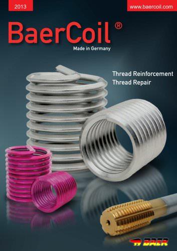 BaerCoil Catalog