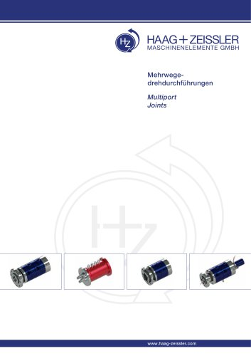 Series MRF 2-8 passages