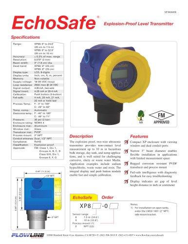 ultrasoic level transmitter