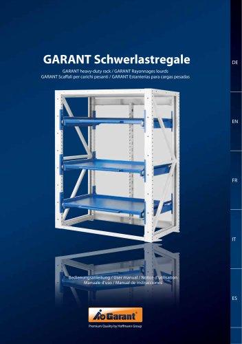 GARANT heavy-duty rack
