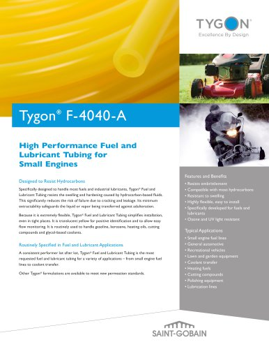 Tygon® F-4040-A