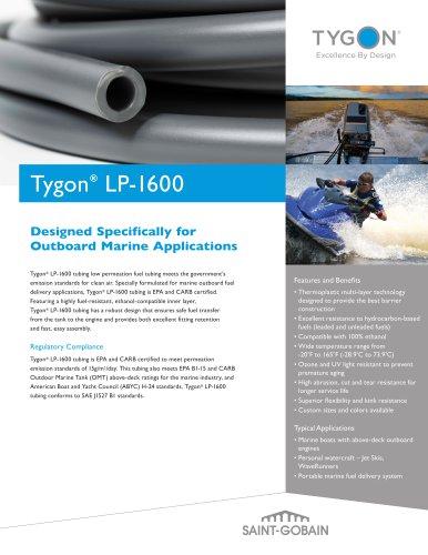 Tygon® LP-1600