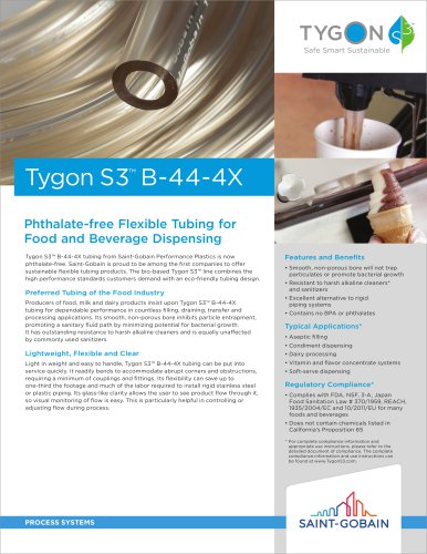Tygon S3™ B-44-4X