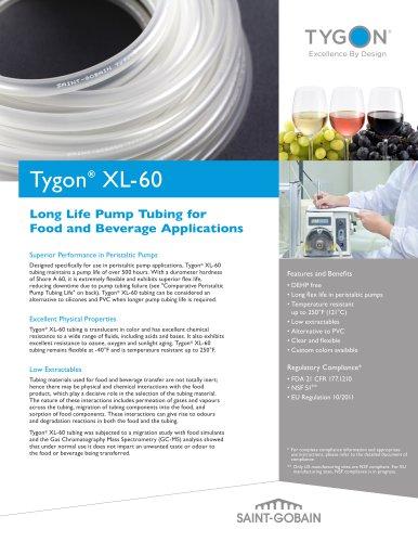Tygon® XL-60