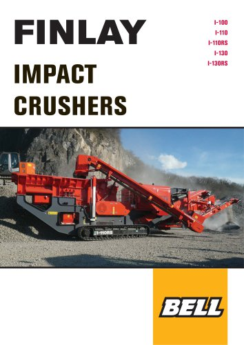 I-130RS Impact Crusher