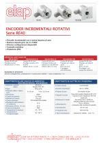 RE40 Encoder incrementale
