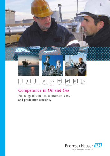 Competence in Oil and Gas