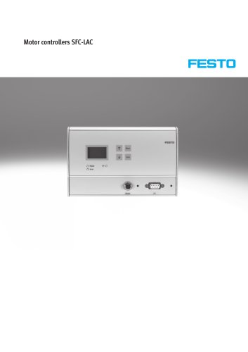 Motor controllers SFC-LAC