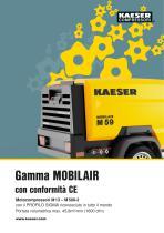 Gamma MOBILAIR con conformità CE
