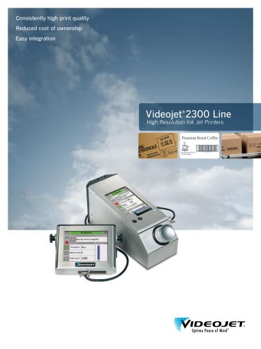 Videojet 2300 Series Italiano