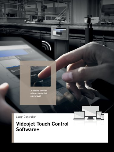 Videojet Touch Control Software+