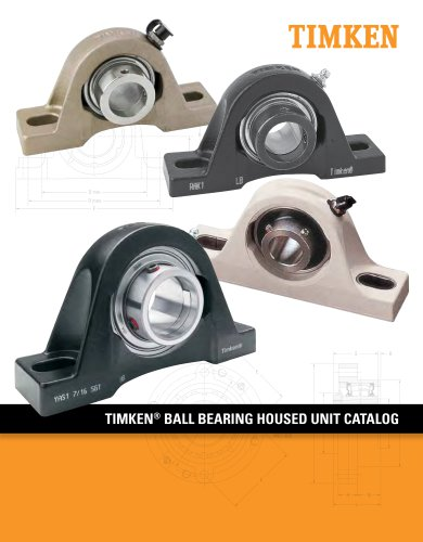 Ball Housed Units