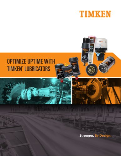 Optimize Uptime With Timken Lubricants