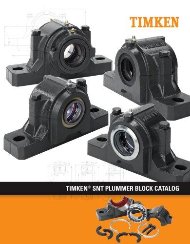 SNT Plummer Blocks