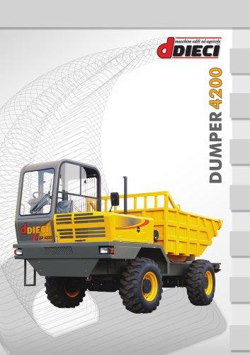 DUMPER 4200 (DE-FR-ES-IT)