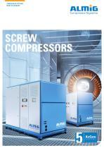 ALMiG Screw compressors