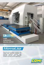 Monnalisa Horizontal milling center