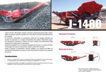 Terex® Finlay J-1480