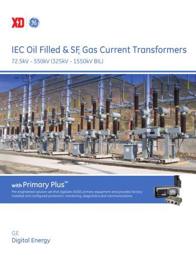 IEC Oil Filled & SF
