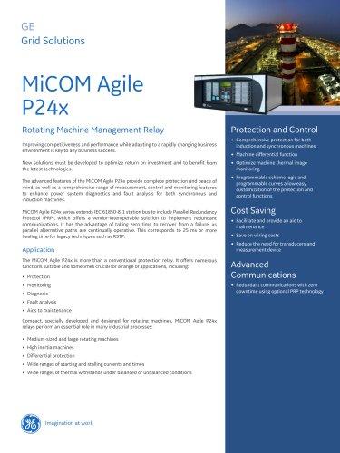 MiCOM Agile P24x