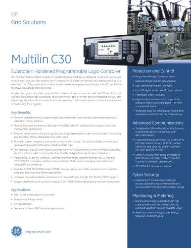 Multilin C30