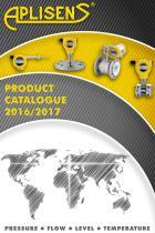 PRODUCT CATALOGUE 2016/2017