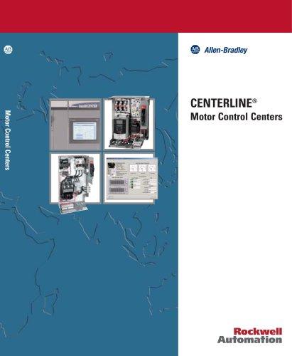 CENTERLINE® Motor Control Centers