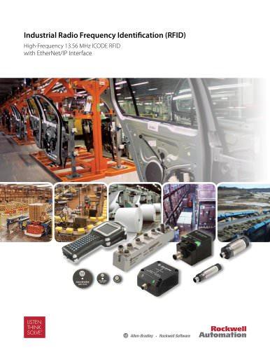 Industrial Radio Frequency Identification (RFID)