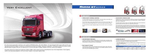 XCMG HANVAN G7 Series Tractor