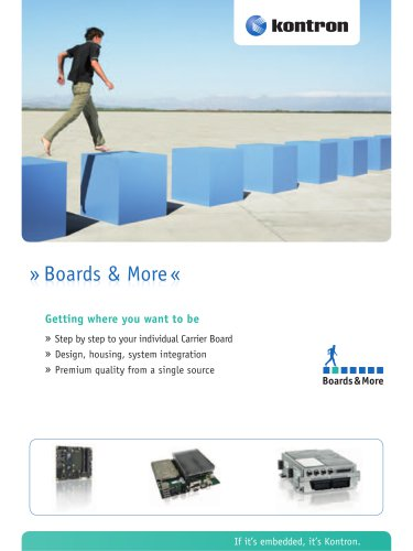 Boards & More Folder ? Custom OEM Solutions