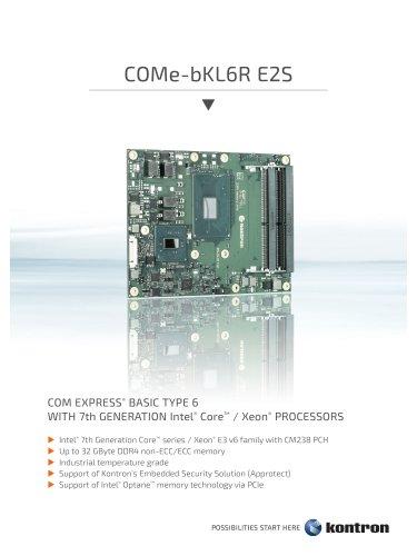 COMe-bKL6R E2S