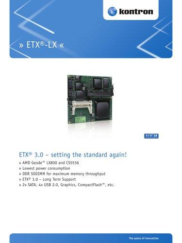 ETX®-LX