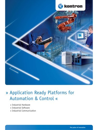 Industrial Automation Catalog