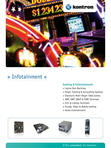 Infotainment - Gaming & Entertainment Folder
