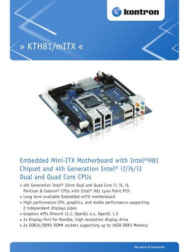 KTH81/mITX