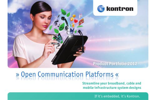 Open Communication Platforms
