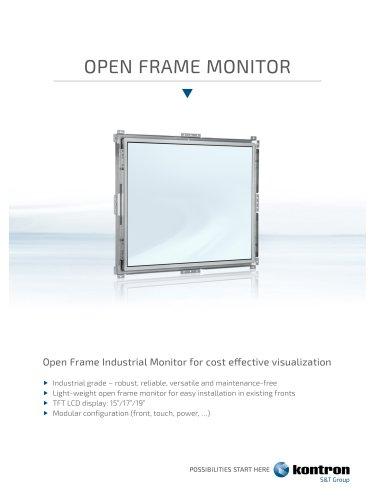 Open-frame