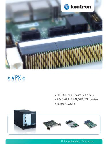 VPX products & Solutions