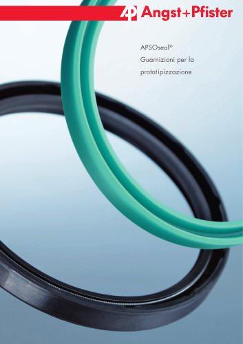 APSOseal® Guarnizioni per la prototipizzazione