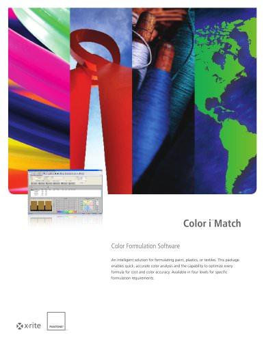 Color iMatch