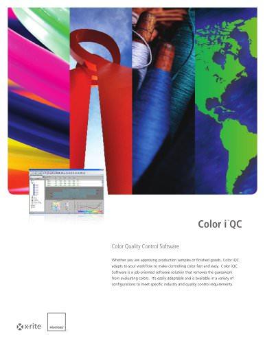 Color iQC Basic