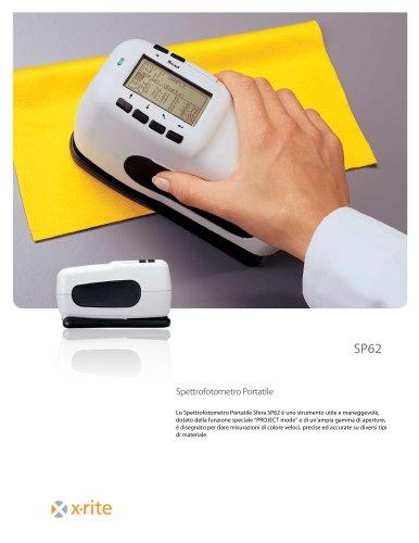 SP62 Spettrofotometro portatile