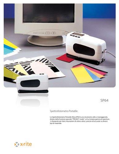 SP64 Spettrofotometro Portatile
