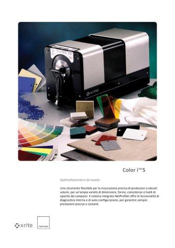 Spettrofotometro Portatile Color i5