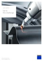 Laser Systems: 3D Laser Cutting, Welding and Surface Processing